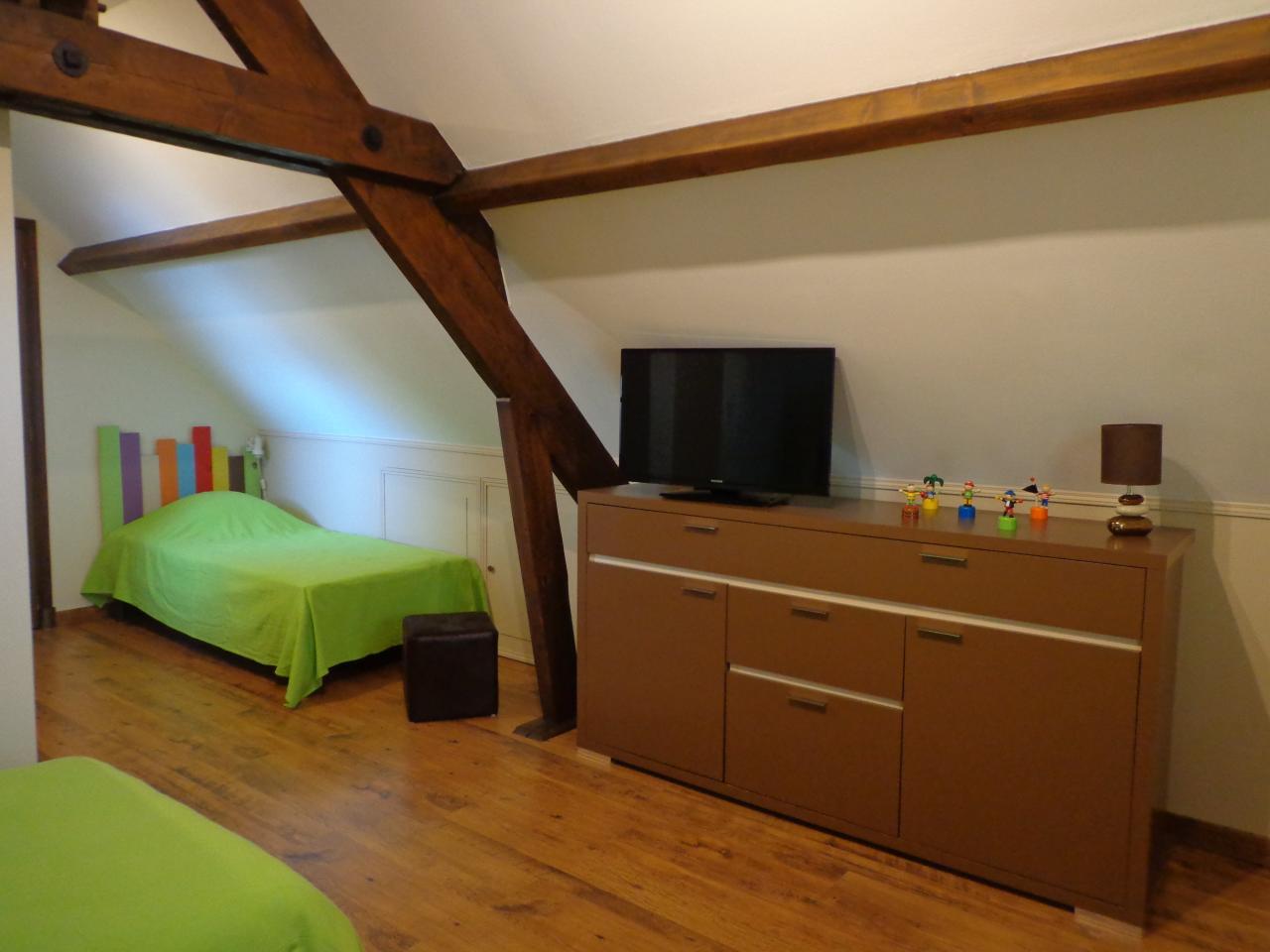 Chambre n° 3 (étage)